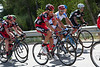 Hincapie in a familiar position - protecting a TdF winner...