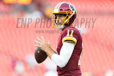 New York Jets at Washington Redskins 8/16/18