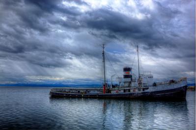 Ushuaia Shipwreck