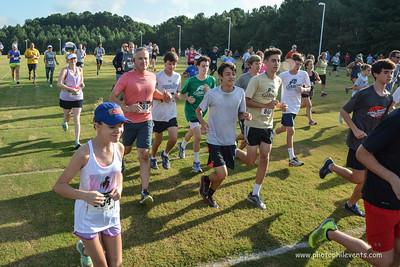Raleigh Run For Life 2016