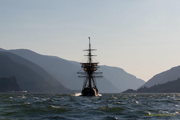 Sailboats, Pirate Ship, Wed Aug 19, 2015-0361