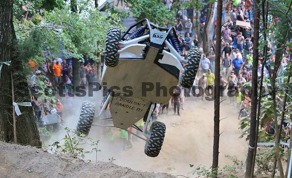 Pro Rock Pro UTV Race 2 Riches at Windrock July 23 2016