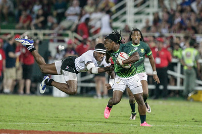 Rugby - HSBC Sevens World Series at the Emirates Airline Dubai Rugby Sevens, December 03, 2016