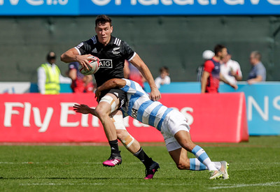 Rugby - IRB World Rugby HSBC Sevens Series