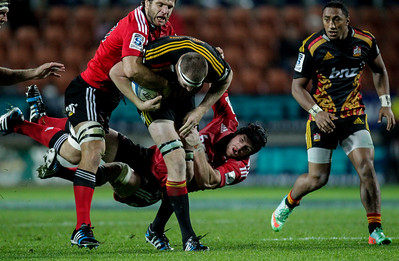 Chiefs v Crusaders - Super Rugby 2014