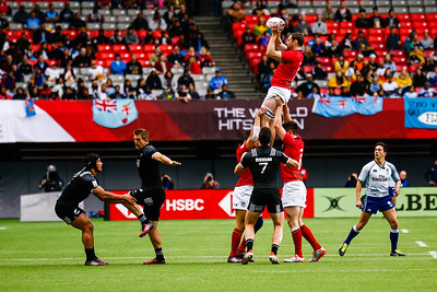 IRB World Rugby HSBC Sevens Series - Round 6 - Vancouver