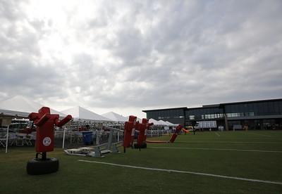 2015 Redskins TC Day 2 Morning