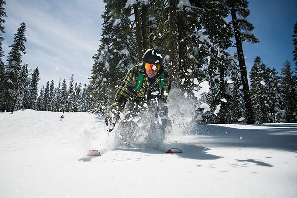 Pro Sports Talks in the Snow