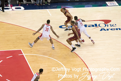 10-08-2017 Washington Wizard vs Cleveland Cavaliers at Capital One Arena, Photos by Jeffrey Vogt, MoCoDaily
