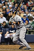 06 April 2010:  Colorado Rockies second baseman Clint Barmes (12) during the game between the Colorado Rockies and Milwaukee Brewers at Miller Park in Milwaukee.  The Brewers defeated the Rockies 7-5.  Mandatory Credit: John Rowland / Southcreek Global
