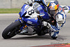 04 June 2010:  Josh Herrin (8) on his Graves Yamaha YZF-R6 during the Pro Daytona Sportbike practice session.  AMA Suzuki SuperBike Doubleheader held at Road America, Elkhart Lake, Wisconsin.<br /> Mandatory Credit: John Rowland / Southcreek Global