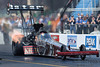 06 June 2010:  Larry Dixon heads down the track in his Al-Anabi Racing Top Fuel dragster on his way to a first round victory.  NHRA Route 66 Nationals held at Route 66 Raceway, Joliet, Illinois.<br /> Mandatory Credit: John Rowland / Southcreek Global