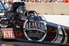 06 June 2010:  Larry Dixon brings his Al-Anabi Racing Top Fuel dragster to the line for the first round of eliminations.  NHRA Route 66 Nationals held at Route 66 Raceway, Joliet, Illinois.<br /> Mandatory Credit: John Rowland / Southcreek Global
