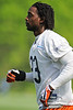 21 May 2010:  Cornerback Charles Tillman (33) during the Chicago Bears minicamp practice at Halas Hall in Lake Forest, Illinois.<br /> Mandatory Credit - John Rowland / Southcreek Global