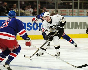 2004-Mar-07 Penguins vs Rangers