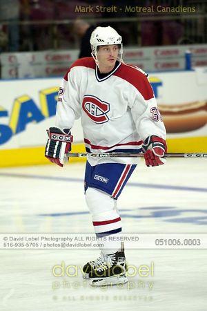 2005-10-06 Mark Streit & Saku Koivu - Canadiens