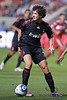 30 May2010:  AC Milan midfielder Alexandre Pato (7) during the friendly match between the Chicago Fire and AC Milan at Toyota Park in Bridgeview, Illinois.  AC Milan defeated the Fire 1-0.<br /> Mandatory Credit: John Rowland / Southcreek Global