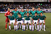 10 May 2010:  The Mexican team prior to the start of the international friendly match between Mexico and Senegal at Soldier Field, Chicago, IL.<br /> Mandatory Credit: John Rowland / Southcreek Global