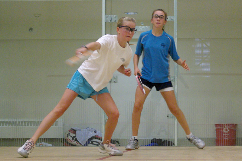2008 Amherst Junior Squash Open