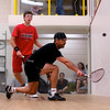 2011 Smith College United Way Squash Tournament - Marc Ducharme and Michael DeLalio
