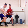 2011 Smith College United Way Squash Tournament - Jeffrey Kahler and Michael T. Bello