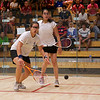 2011 Women's World Junior Squash Championships - 4th Round: Kanzy Emad El-Defrawy (Egypt) and Mariam Metwally (Egypt)