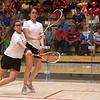 2011 Women's World Junior Squash Championships - 4th Round: Kanzy Emad El-Defrawy (Egypt) and Mariam Metwally (Egypt)