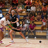 2011 Women's World Junior Squash Championships - 4th Round: Nour El Tayeb (Egypt) and Anaka Alankamony (India)
