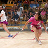 2011 Women's World Junior Squash Championships - Quarterfinals: Nour El Sherbini (Egypt) and Nouran El Torky (Egypt)