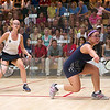 2011 Women's World Junior Squash Championships - Quarterfinals: Emily Whitlock (England) and Olivia Blatchford (USA)