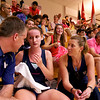 Haley Mendez (USA) and coaches Jack Wyant and Natalie Grainger
