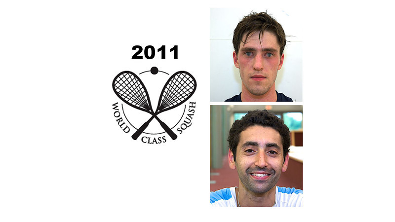 2011 Shahier Razik and Julian Illingworth Videos (World Class Squash Camp Adult Weekend)