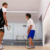 2012 Squash and Beyond: Nick Matthew and Camper
