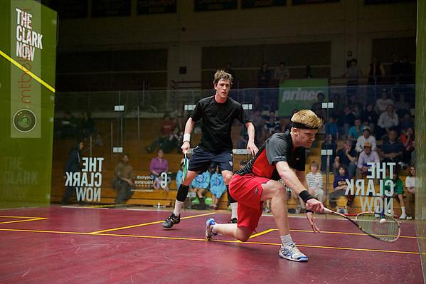 2012 Berkshire Open: Tom Richards (England) and Julian Illingworth (USA)