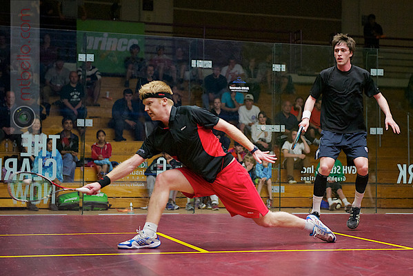 2012 Berkshire Open: Tom Richards (England) and Julian Illingworth (USA)