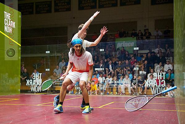 2012 Berkshire Open: Alister Walker (Botswana) and Borja Golan (Spain)