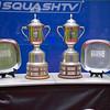 2012 Deleware Investments U.S. Open Squash Championships: Trophies