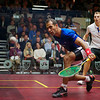 2012 Deleware Investments U.S. Open Squash Championships - Quaterfinals: Nick Matthew (England) defeated Amr Shabana (Egypt)