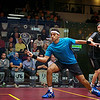 2012 Deleware Investments U.S. Open Squash Championships - Quarterfinals: James Willstrop (England) defeated Mohamed El Shorbagy (Egypt)