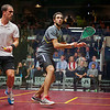 2012 Deleware Investments U.S. Open Squash Championships - Quarterfinals: Ramy Ashour (Egypt) and Peter Barker (England)