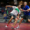 2012 Deleware Investments U.S. Open Squash Championships: Ramy Ashour (Egypt) defeated Nick Matthew (England)