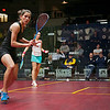 2012 Deleware Investments U.S. Open Squash Championships Women's Quarterfinal: Joelle King (New Zealand) defeated Jenny Duncalf (England)