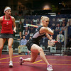 2012 Deleware Investments U.S. Open Squash Championships: Laura Massaro (England) defeated Madeline Perry (Ireland)
