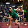 2012 Deleware Investments U.S. Open Squash Championships - Quarterfinal: Raneem El Weleily (Egypt) defeated Kasey Brown (Australia)