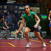 2012 Deleware Investments U.S. Open Squash Championships - Quarterfinal: Raneem El Weleily (Egypt) defeated Kasey Brown (Australia)