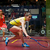2012 Deleware Investments U.S. Open Squash Championships - Semifinal: Nicol David (Malaysia) defeated Joelle King (New Zealand)