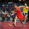 2012 Deleware Investments U.S. Open Squash Championships - Semifinal: Nicol David (Malaysia) defeated Joelle King (New Zealand)