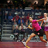 2012 Deleware Investments U.S. Open Squash Championships - Semifinal: Raneem El Weleily (Egypt) defeated Laura Massaro (England)