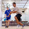 2012 World Class Squash Camp: Tournament Match