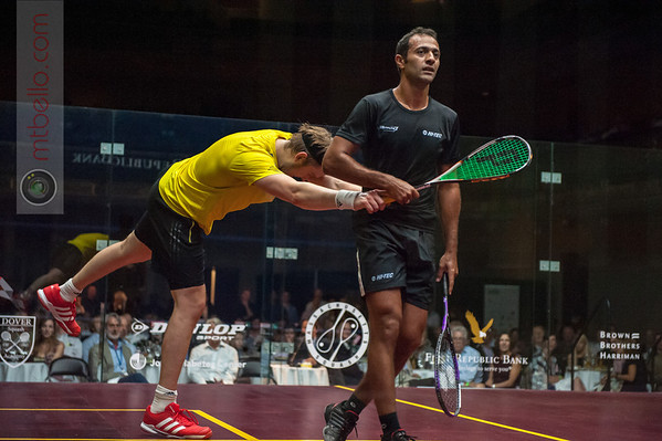 2013 Showdown @ Symphony: Amr Shabana defeats James Willstrop